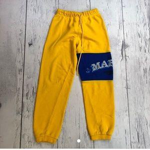 Vintage Pants - Vintage United colors of Benneton sweatsuit